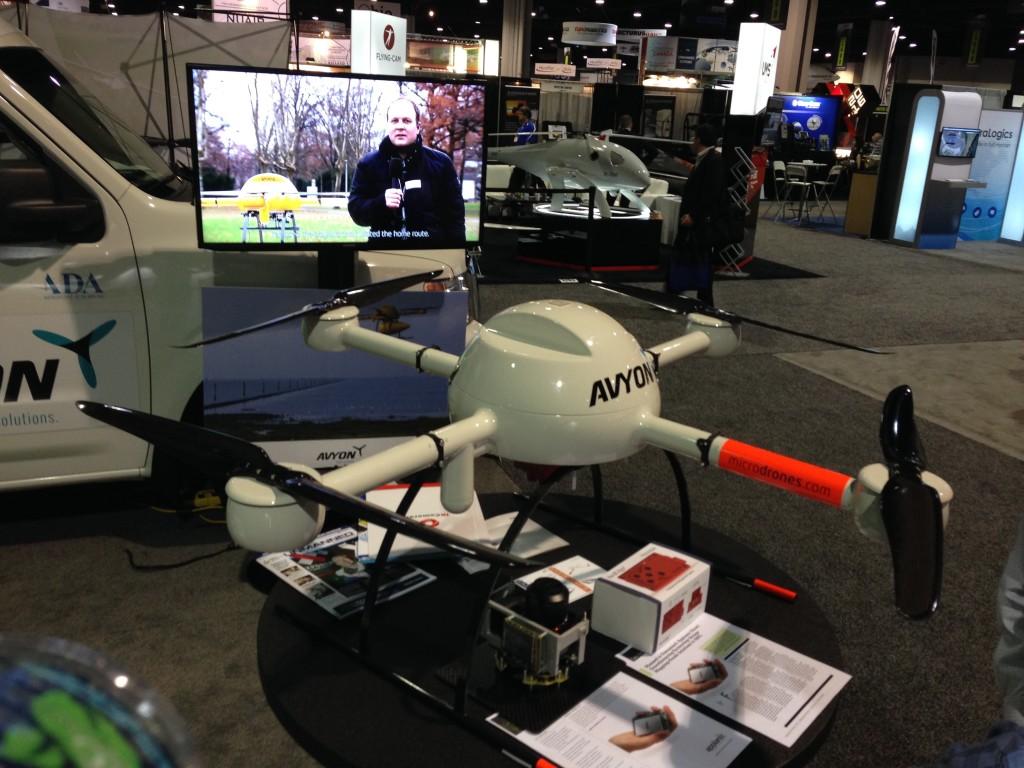 Avyon microdrones