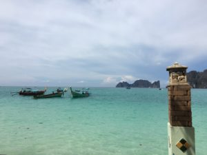 Breakfast on Phi Phi