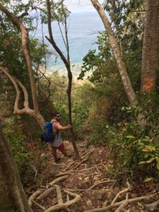 Jungle hike to Rantee Beach