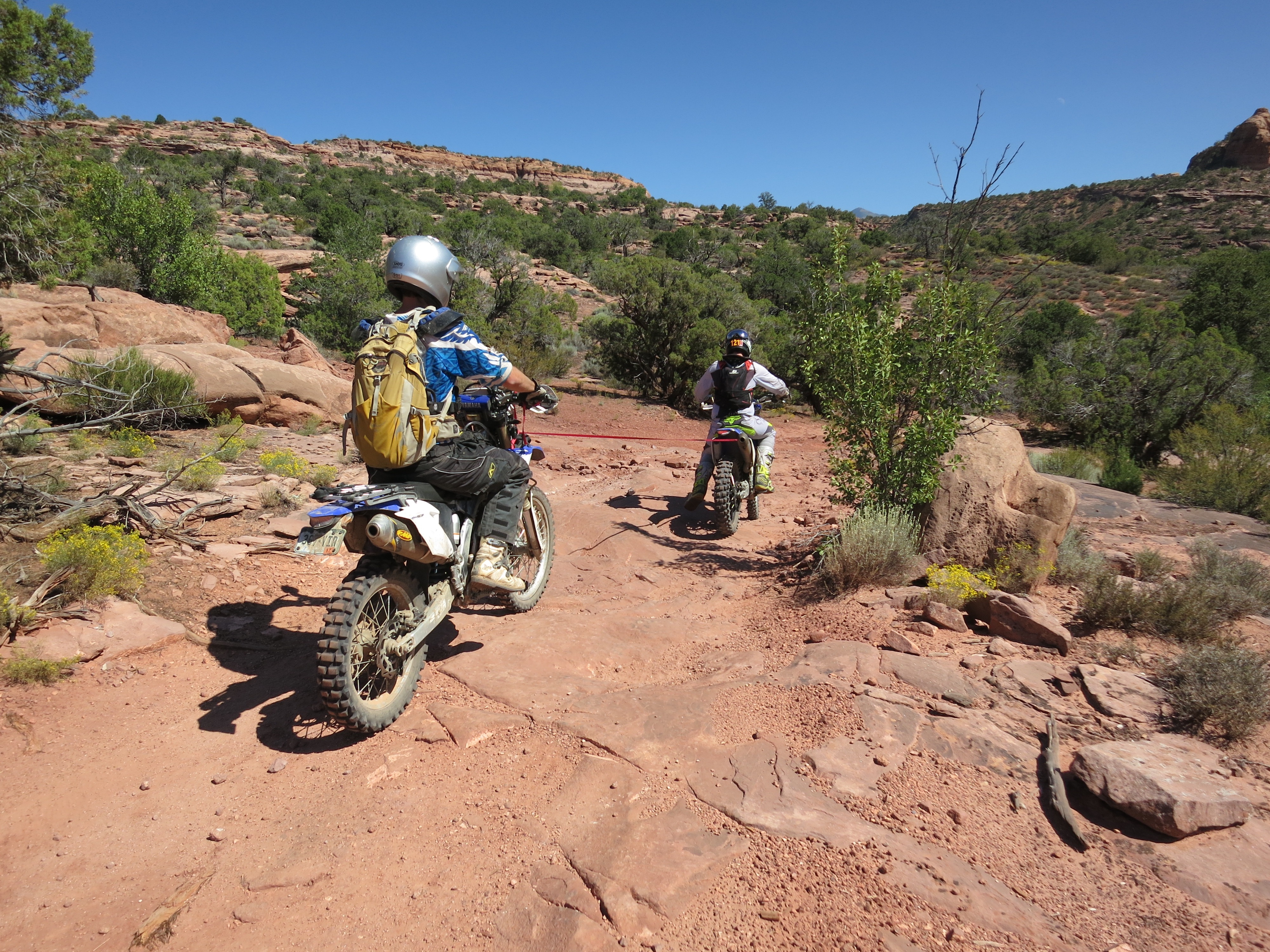 The Ultimate Guide to Dual-Sport Adventure across Colorado and Utah ...