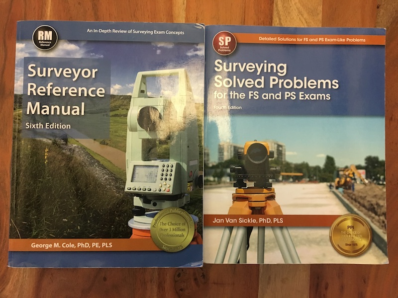 Becoming a Land Surveyor-in-Training in three easy steps